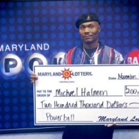 Michael Halmon - Powerball