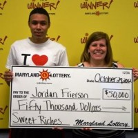 Jordan Frierson - Sweet Riches