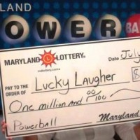 $1 Million Powerball Lucky Laugher