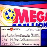 $1 Million Winner - Mega Millions