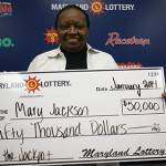 Mary Jackson - Hit the Jackpot