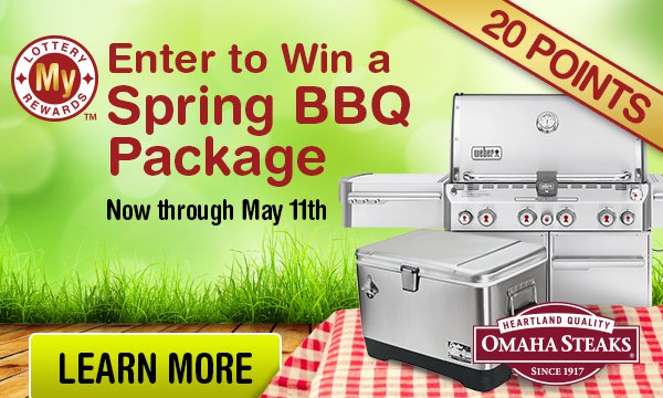 Enter to Win a Spring BBQ Package